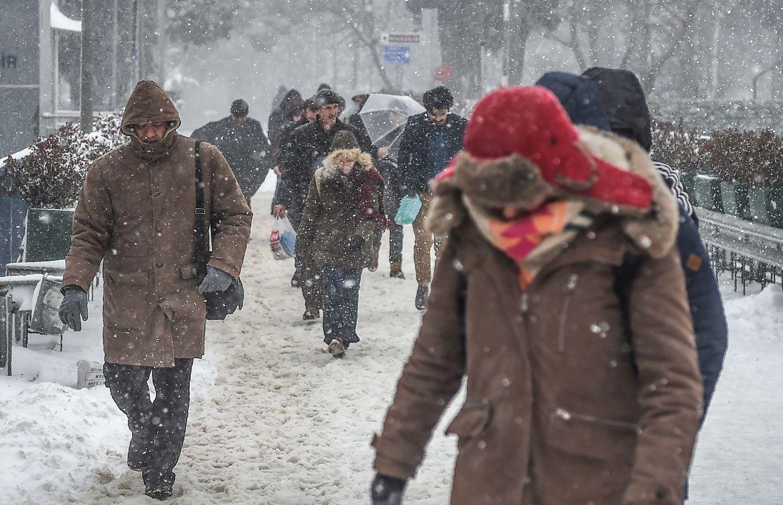 Vague de froid sur l'Europe: 17 morts en Pologne et en Italie