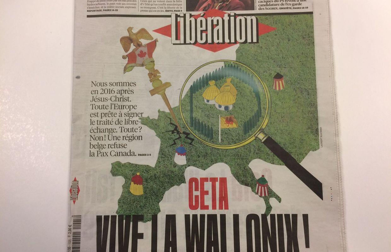 Le sommet UE/Canada annulé, aucune nouvelle date fixée — CETA