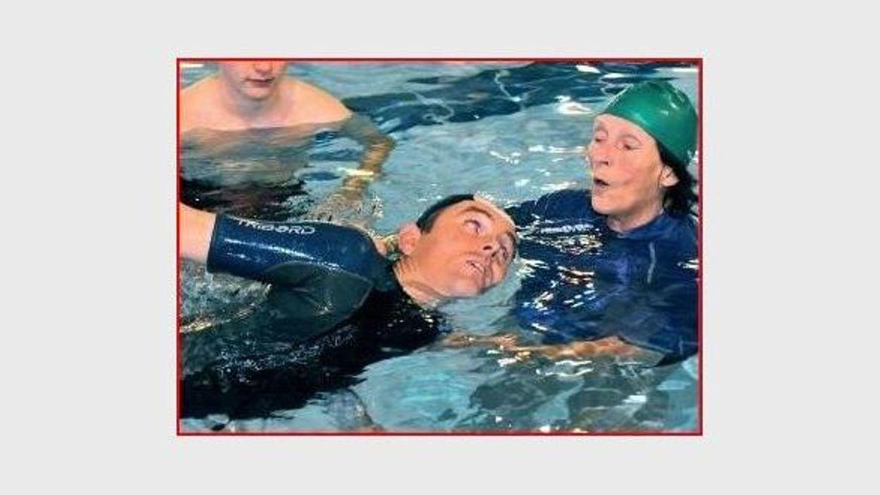 Rixensart piscine ouverte aux polyhandicap s for Piscine ouverte