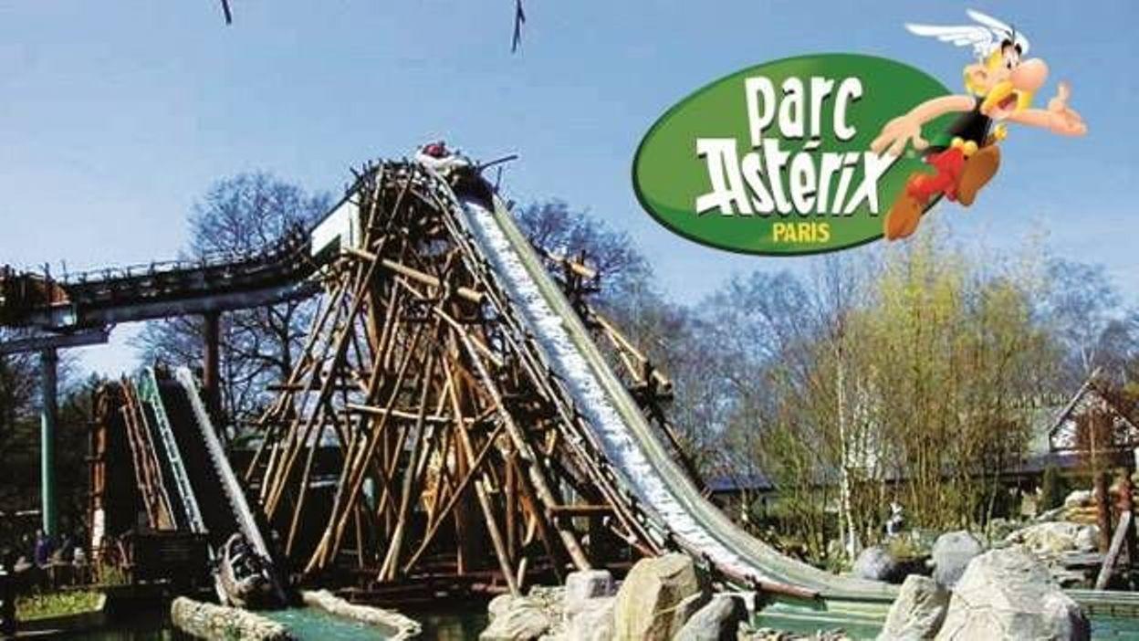Parc ast rix dans les coulisses du plus gaulois des for Parc attraction yvelines