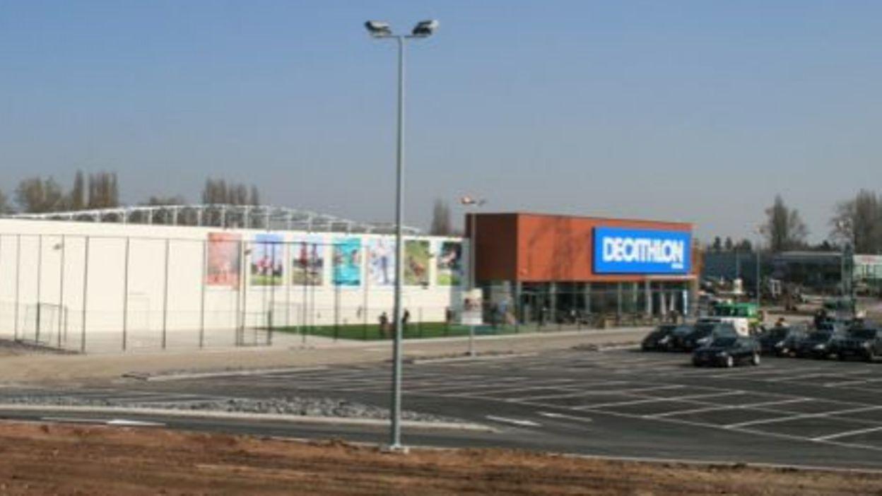 Encore un nouveau centre commercial ans - Nouveau centre commercial roncq ...