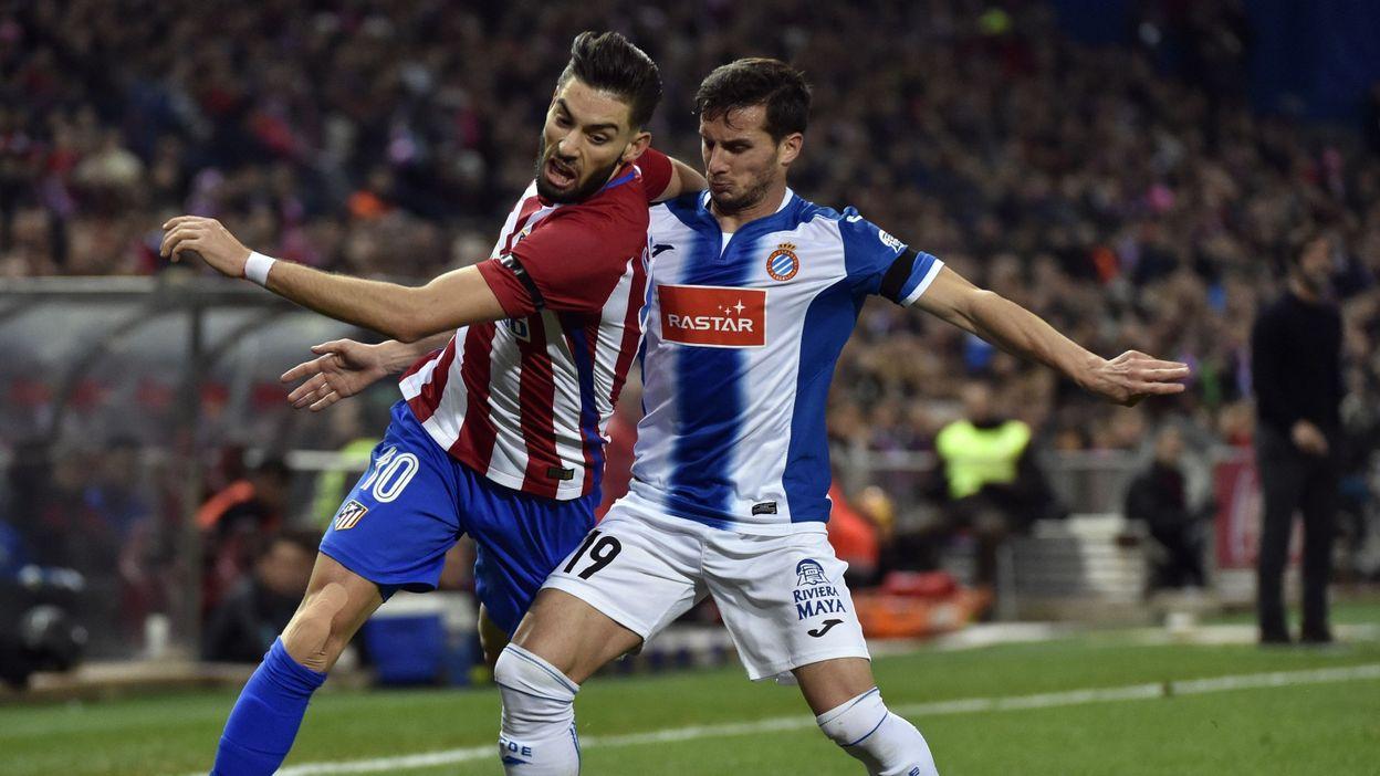 Atlético Madrid • Yannick Ferreira Carrasco D785bf9067f8af9e078b93cf26de2b54-1483365054