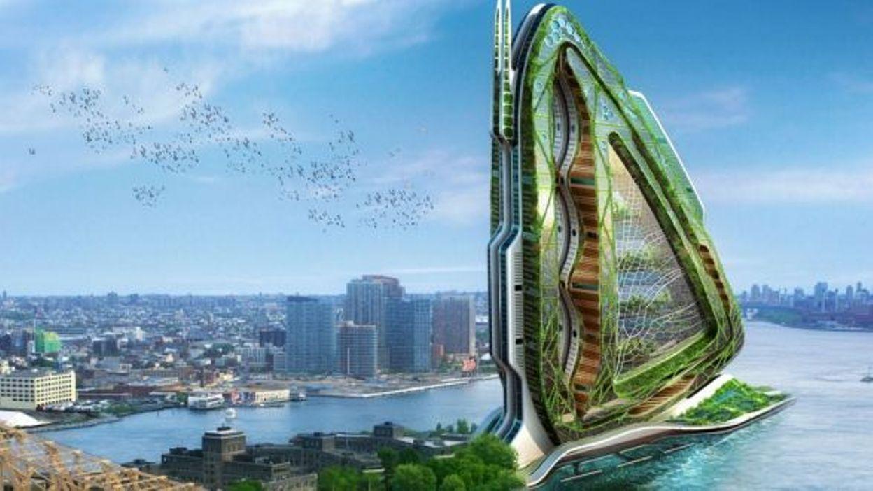 Plan te la maison du futur - Maison du futur bruxelles ...