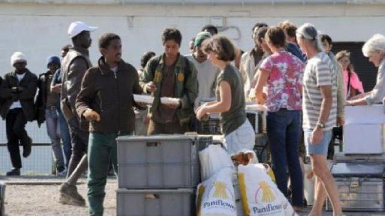 Fuite Des Migrants Calais Les Autorit S Demandent L 39 Appui De Londres