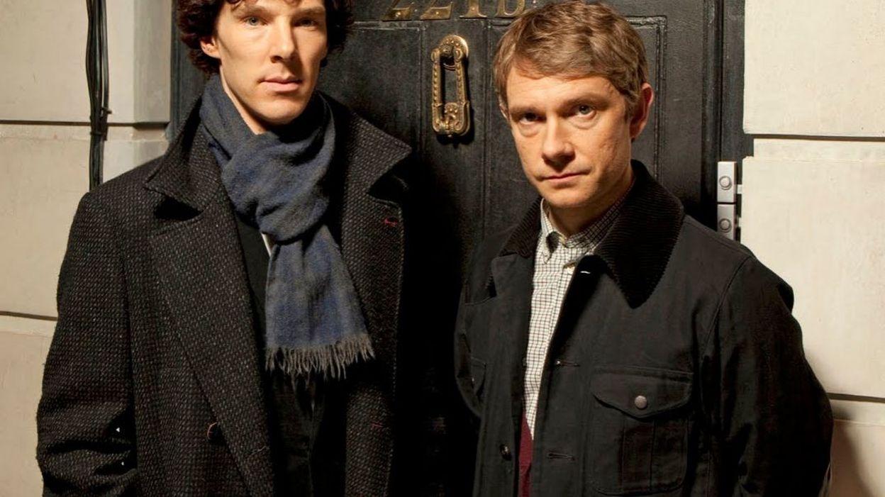 Сериал Шерлок 4 cезон: фото, видео, описание серий - Вокруг ТВ