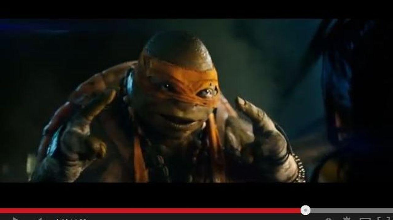 Premi res images du ma tre splinter des tortues ninja - Maitre rat tortue ninja ...