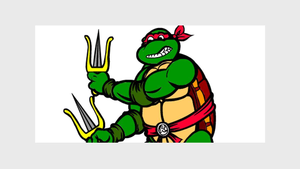 Les tortues ninja vendues pour 60 millions de dollars - Image tortue ninja ...