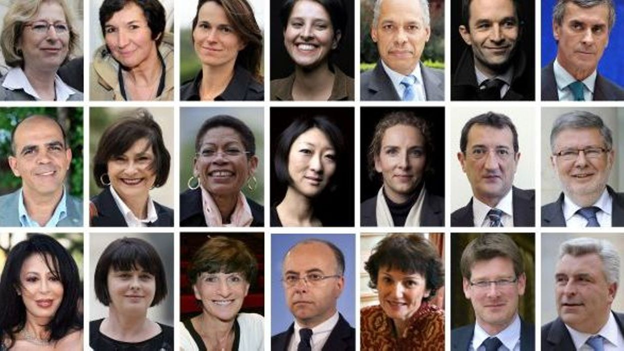france  l u00e9ger remaniement du gouvernement  quatre nouveaux ministres