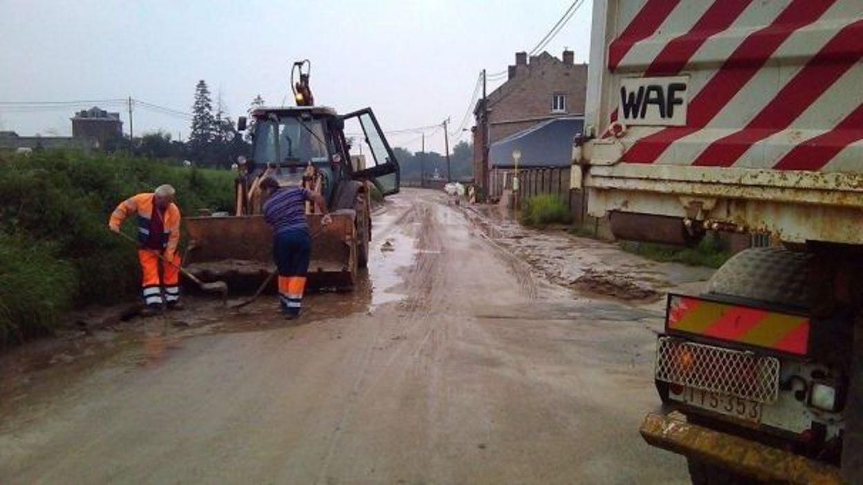 Plan anti inondation orp jauche d but de l 39 enqu te publique for Barriere anti inondation belgique