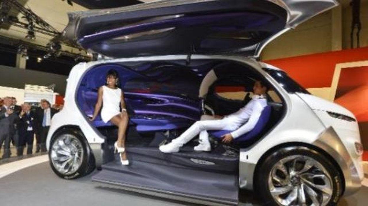 Le salon de l 39 auto 2014 met la barre 600 000 visiteurs - Le salon de la photo ...