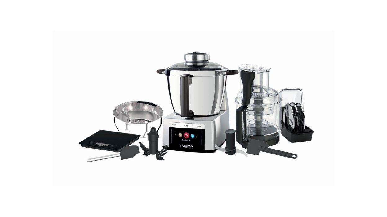 technologie un robot de cuisine multifonction. Black Bedroom Furniture Sets. Home Design Ideas