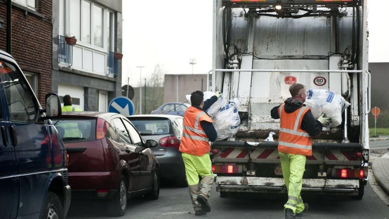 Collecte Des Sacs Bruxelles : Bruxelles propret? quot les bruxellois ont un mois pour s