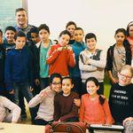 Notre classe niouzz de St-Gilles