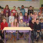 Notre classe niouzz de Ciplet