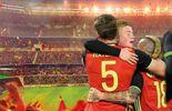 Belgique-Espagne: premier match pour les Diables rouges et leur nouveau coach