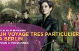 """Un voyage à Berlin pour la sortie de """"Miss Peregrine et les enfants particuliers"""""""