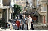 """Des """"dizaines de familles"""" sont sorties du secteur assiégé d'Alep"""
