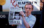 Woody Allen part en vacances !