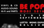 Concours: vos entrées pour la Foire Vinyles Be Pop Mons