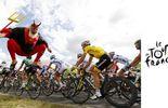 Une première pour l'arrivée du Tour de France !