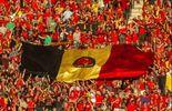 Les  supporters des équipes nationales