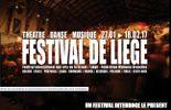 Festival de Liège : le choix entre 5 spectacles ! (28/00->17/02)