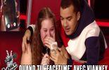 """Vianney """"facetime"""" un Talent en plein Blind de The Voice Belgique"""