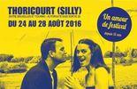 Théâtre au Vert, à Thoricourt, 24 au 28/8