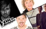 EXCLU: The Voice Belgique - saison VI : les coachs !