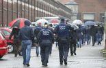 Grève à la prison d'Anvers