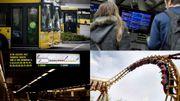 La grève est une réussite pour la FGTB, la Belgique a tourné au ralenti ce vendredi