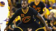 Soirée de gala à Cleveland, Golden State fait un bide