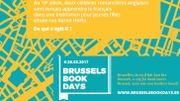 """Les """"Brussels Book Days"""", premier festival littéraire de la capitale"""