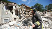Tremblement de terre en Italie: 250 morts, l'état d'urgence est déclaré