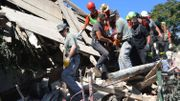 Séisme en Italie: Giulia, 10 ans, retrouvée vivante dans les décombres de sa maison (vidéo)