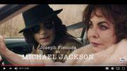 Un premier aperçu de Joseph Fiennes dans la peau de Michael Jackson