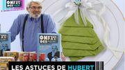 Les Astuces d'Hubert: le pliage de serviettes!
