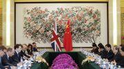 Brexit: la Chine en position de force face à un Royaume-Uni isolé