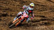 Jago Geerts champion du monde de motocross à 16 ans