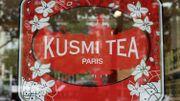 Thé: Kusmi Tea retire préventivement tous ses lots de camomille du marché européen