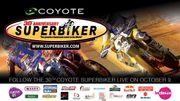 Le 30ème Superbiker de Mettet diffusé en direct vidéo