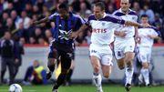Les confrontations entre le FC Bruges et Anderlecht