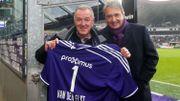 François Van der Elst, ex-gloire d'Anderlecht, plongé dans le coma après un problème cardiaque