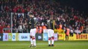 Deux matches à huis clos infligés au Standard pour les incidents à Malines, le club, surpris, va en appel