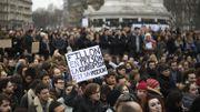 """Manifestations pour dénoncer la """"corruption"""" en politique en France"""