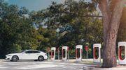 Il faudra désormais payer pour recharger sa Tesla