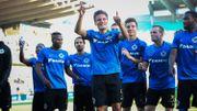 Tirage plutôt clément pour Bruges avec Leicester, Porto et Copenhague en C1