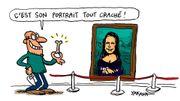 A la recherche du crâne de Mona Lisa, des chercheurs italiens trouvent... un fémur