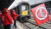 Grève à la SNCB: la CGSP Cheminots dépose un préavis de grève jusque vendredi