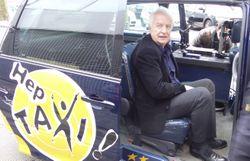 André Dussollier fan de  Hep Taxi !